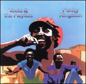 Album cover of Toots and the Maytals - Funky Kingston