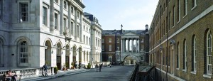 Photograph of Kings College London buildings